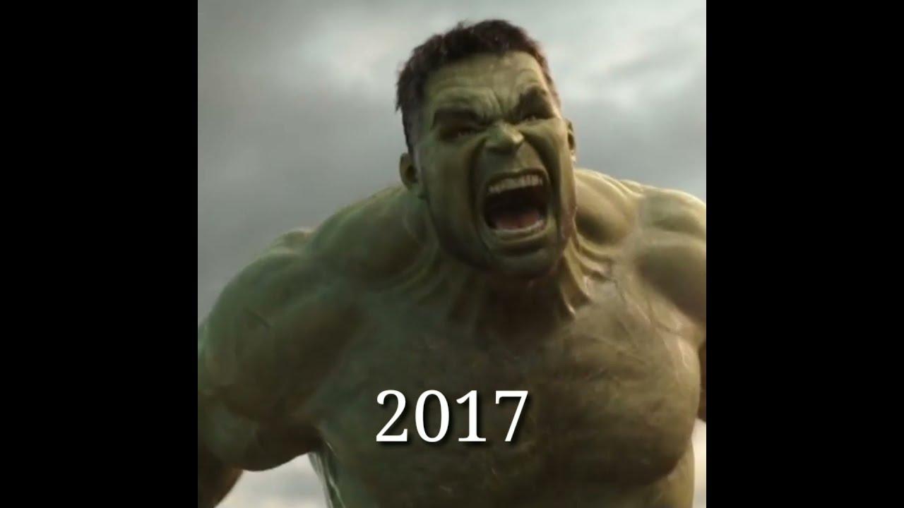 Evolution of Hulk [Part 2] #Shorts #Evolution