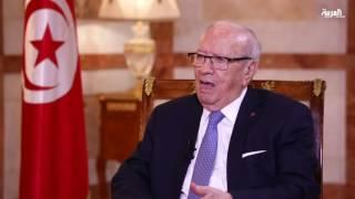 الباجي قايد السبسي: الأمن في تونس مستتب والاستقرار موجود