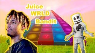 Juice WRLD - Bandit ft. NBA Youngboy Fortnite Music Blocks)[Code]