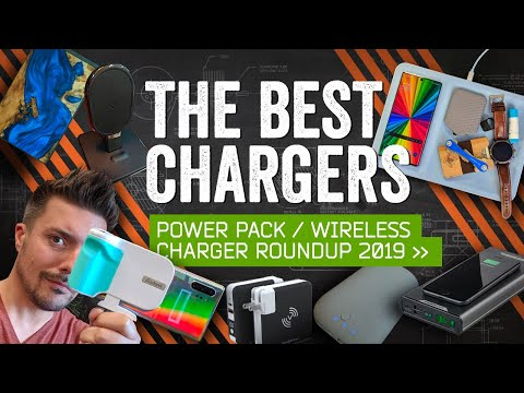The Best Battery Packs (And Wireless Chargers!) Of 2019