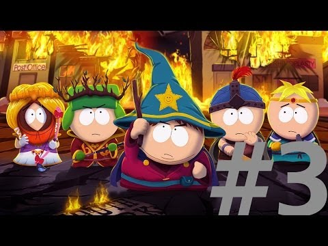 South Park: The Stick of Truth Walkthrough Part 3: The Milkman