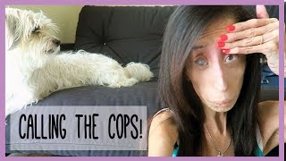 WHY I CALLED THE COPS