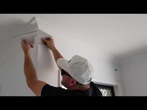 How To Cut Cornice