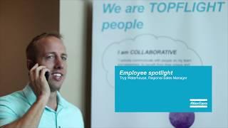 Employee Spotlight: Tryg Waterhouse, Regional Sales Manager