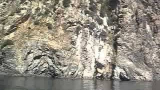 ЯЛТА - ЛЮБОВЬ МОЯ - Yalta Ukraine Gurzuf Медведь гора 01/09/2009