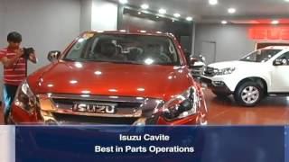 Isuzu Philippines Fetes Top Performing Dealers   Industry News