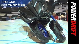 2019 Yamaha Niken : EICMA 2017 : PowerDrift