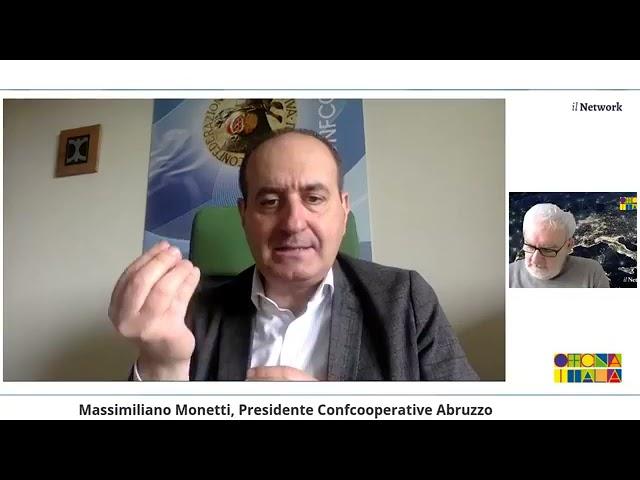 Il Network di Officina Italia_Massimiliano Monetti dialoga con Oscar Buonamano
