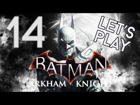L'intégrale Batman Arkham Knight - Ep 14 : Le lance missile - Playthrough FR 1080p