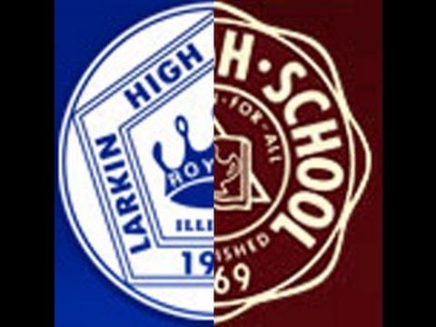 Larkin Royals vs. Elgin Maroons - Boys Varsity Basketball - 1/22/2016