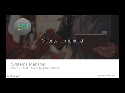 Webinar: 2017 Systems Manager Product Launch