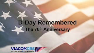 D-Day Remembered The 76th Anniversary by Richard M. Jones