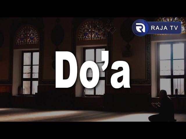 Musikalisasi Puisi - Do'a [Gomuslim Official] oleh Ahmad Nur Basrie