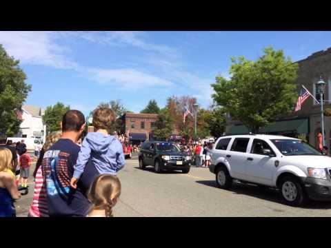 Memorial Day parade Allendale NJ part 2