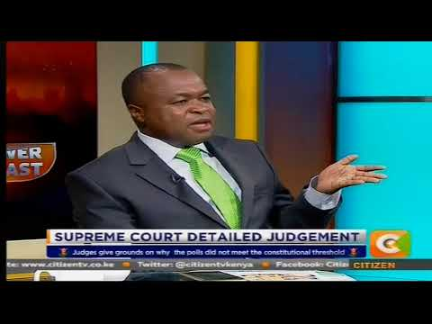 Power Breakfast News Review : Supreme court detailed verdict