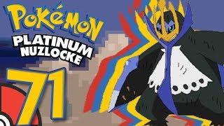 Pokemon Platinum NUZLOCKE Part 71 - TFS Plays