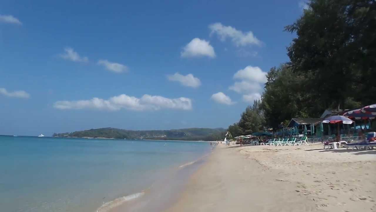 Пляж Банг Тао Бич на острове Пхукет для проекта ...