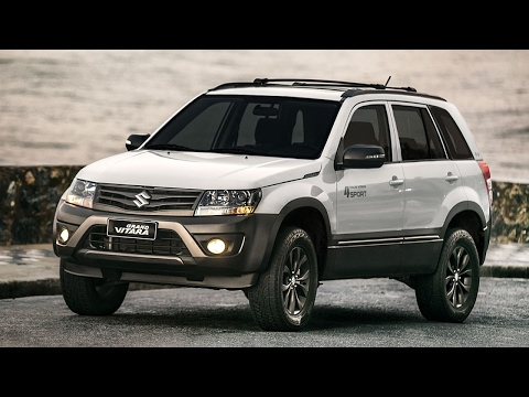 Automotive News: 2017 Suzuki Grand Vitara, Renault Kwid