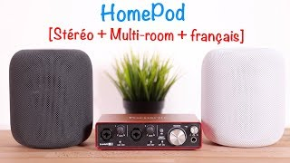 homepod sound test