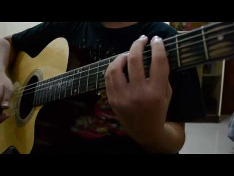 Ulan by Cueshe (Guitar Cover) - YouTube