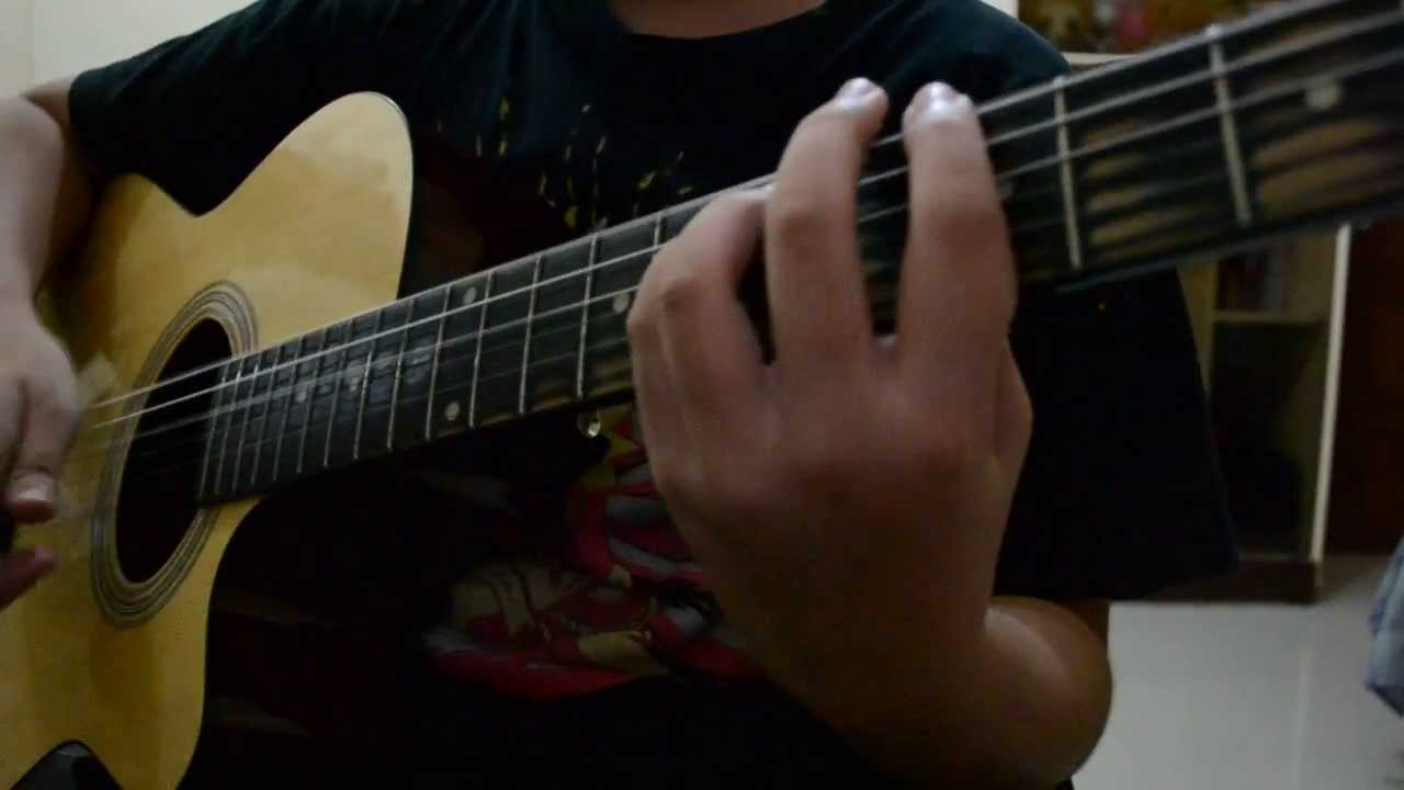Ulan By Cueshe Guitar Cover Youtube