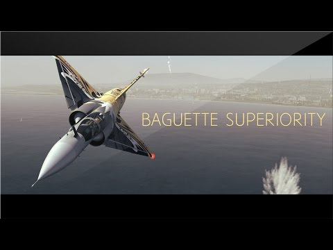 Baguette Superiority  - A DCS Dogfight/Musicvideo