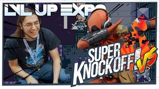 Super Knockoff! VS at Lvl Up Expo feat. Alienware