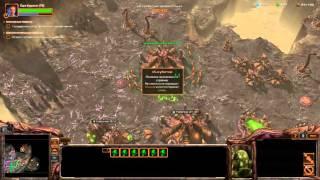 Starcraft 2: Heart of the Swarm №3: ЛАГИ!!! ПРЕКРАТИТЕ!!!(, 2015-12-21T01:22:25.000Z)