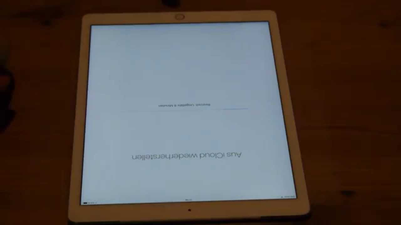 Unboxing Ipad Pro 12 9 128gb Wifi Cellular Deutsch