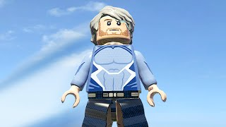 РТУТЬ / Quicksilver - LEGO Marvel Super Heroes