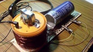 Как сделать радиоприёмник [РадиолюбительTV 19]