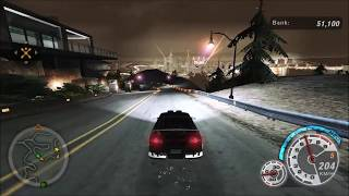 Need For Speed Underground 2 - Stage 4 DVD 2/3 [1080p60 - GTX 1080 - 104/181]
