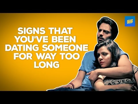 ScoopWhoop: Signs That Youve Been Dating For Way Too Long