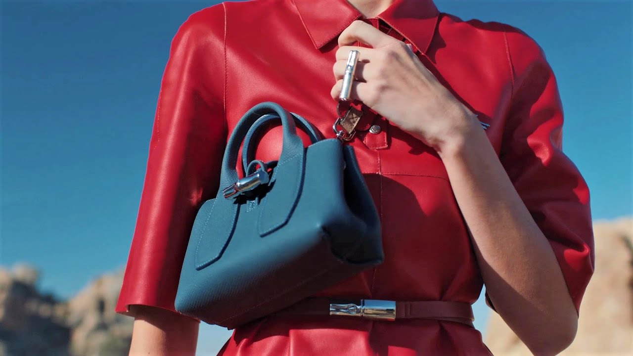 Longchamp Roseau Spring Summer 2020 Collection by Kendall Jenner