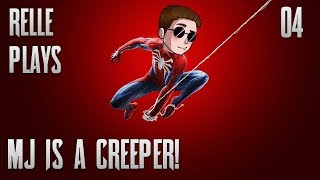 Inappropriate Pictures! - Spider-Man (PS4) Relle Swings Into Action!