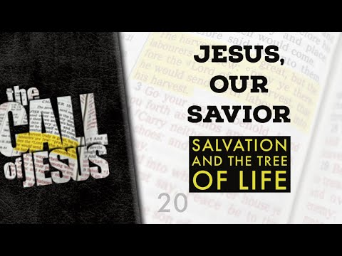 20/26 - JESUS, OUR SAVIOR - The Good News About Salvation And The Tree Of Life