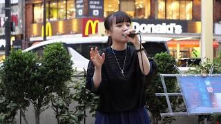 YUKI 「フラッグを立てろ」( cover by 上野真奈 ) 池袋路上ライブ 2019.6.14