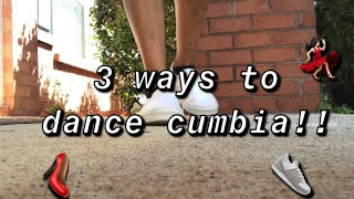 HOW TO DANCE CUMBIA!!