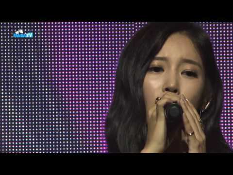 151024 T-ARA Great China Concert In 合肥 Soyeon - 揮著翅膀的女孩