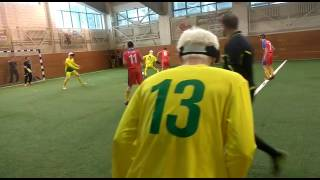 футбол незрячих