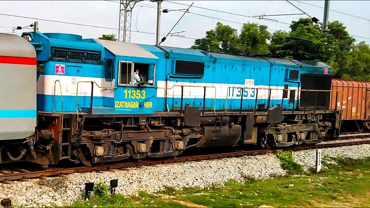 TVC Rajdhani Special High Speed Udupi Skip!