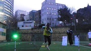 Futbolcu Dünyası Performans testleri