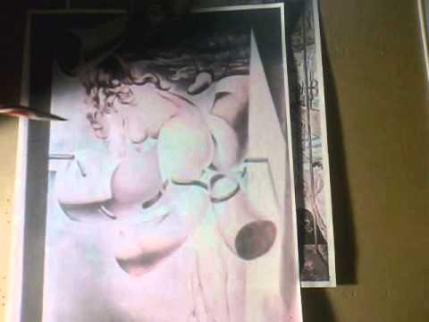Surrealist Artist Salvador Dali Arts Details His Cult Realtionships Royalty & Popes