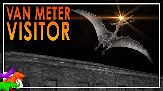 Airborne Glowing Cryptid Found In Iowa | The Van Meter Visitor