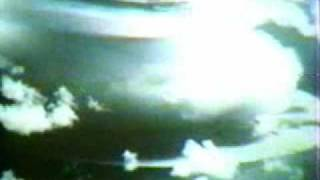 Atomic Bomb Test Stock Footage - [White Zombie - Real Solution No. 9 Mambo Mania Mix REMIX]