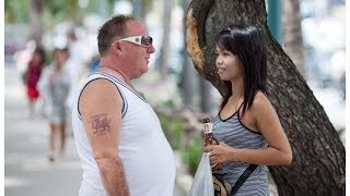 Repeat youtube video CAN YOU WALK? - Beach Road Pattaya city 2012 - HD