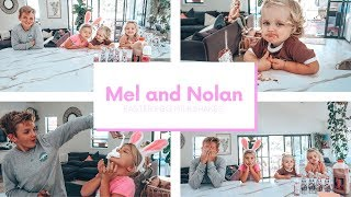 Cadbury Easter egg Milkshake idea! // Mel and Nolan