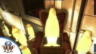 Deus Ex Mankind Divided [MISSABLE] The Golden Rookery Trophy (Gold Penguin & Colony Location)