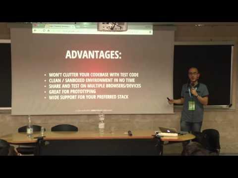 Lean Frontend Development - Matteo Guidotto (Intesys) - Codemotion Rome 2015