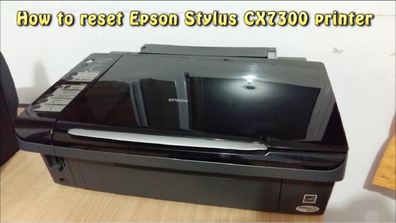 CX7300 EPSON WINDOWS DRIVER DOWNLOAD